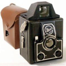 Fotocamere: CÁMARA ALTISSA PERISKOP 1951 FUNCIONA. CON FUNDA ORIGINAL.. Lote 192523610