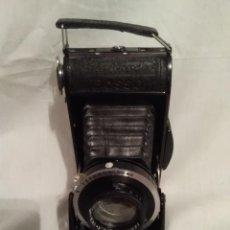 Cámara de fotos: CAMARA DE FOTOS ANTIGUA VOIGTLANDER CON ESTUCHE ENVIO PENINSULAR POR MENSAJERIA INCLUIDO. Lote 192665036