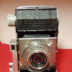Cámara de fotos: CAMARA KODAK RETINETTE . Lote 192810305