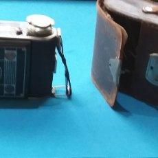Cámara de fotos: ANTIGUA CAMARA DE FOTOS AGFA BILLY CLACK MÁS FUNDA.. Lote 192858076