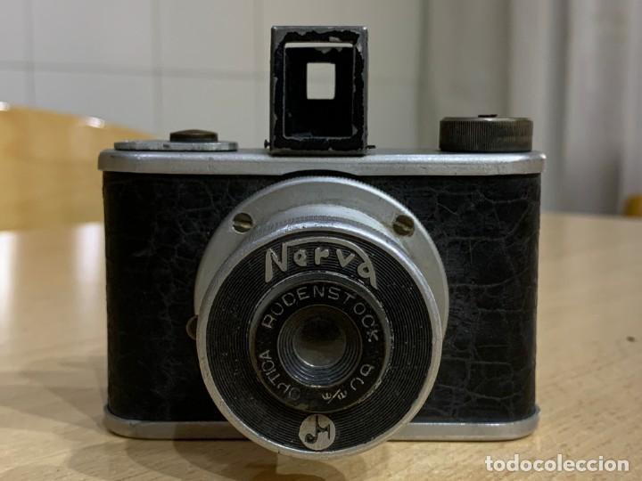 Cámara de fotos: NERVA FABRICADA EN ESPAÑA - Foto 2 - 193075477