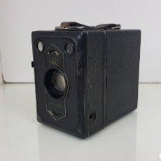 Cámara de fotos: CAMARA FOTOGRAFICA ANTIGUA ZEISS IKON BOX TENGOR DE EXPOSICIÓN. Lote 193610801