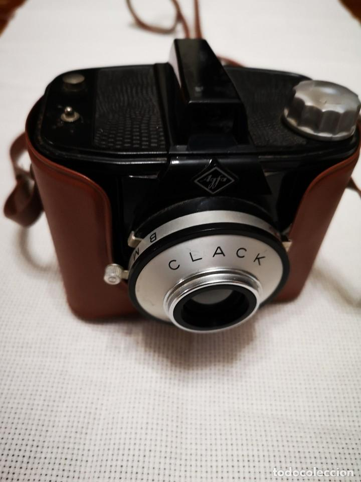 AGFA. CAMERA. WERK. AG (Cámaras Fotográficas - Antiguas (hasta 1950))