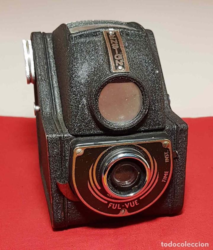CAMARA ENSING FUL-VUE (Cámaras Fotográficas - Antiguas (hasta 1950))