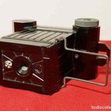 Cámara de fotos: CAMARA UNIVEX DE BAQUELITA, MINIATURA. Lote 193826808