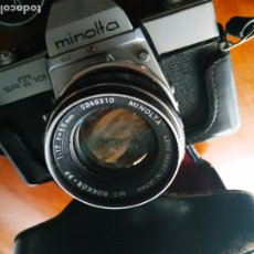 Cámara de fotos: MINOLTA SRT 101. Lote 193902338