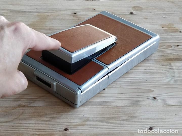 Cámara de fotos: Cámara instantánea marca Polaroid, modelo SX-70 - Foto 12 - 193997996
