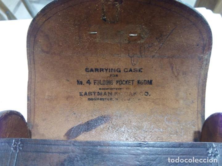 Cámara de fotos: Nº4 FOLDING POCKET KODAK+FUNDA ORIGINAL - Foto 3 - 194125870