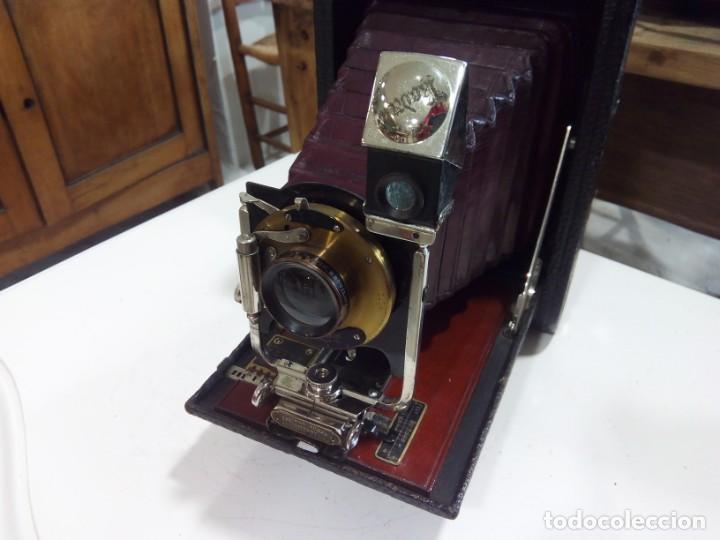 Cámara de fotos: Nº4 FOLDING POCKET KODAK+FUNDA ORIGINAL - Foto 5 - 194125870