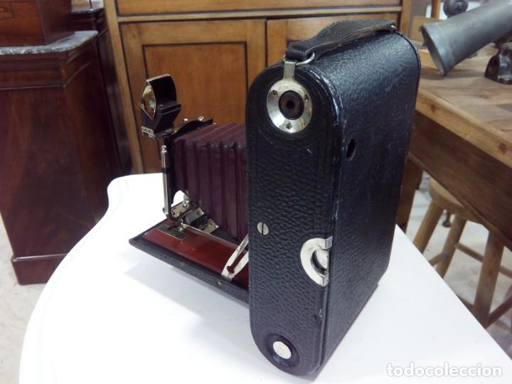 Cámara de fotos: Nº4 FOLDING POCKET KODAK+FUNDA ORIGINAL - Foto 12 - 194125870