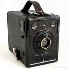 Cámara de fotos: CÁMARA KODAK BOX 620. ALEMANIA 1936. FUNCIONANDO. Lote 194177700