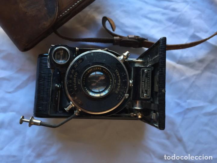 Cámara de fotos: NO. 1 AUTOGRAPHIC Kodak Special - Foto 2 - 194188870