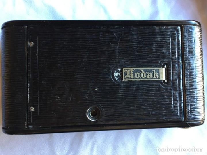 Cámara de fotos: NO. 1 AUTOGRAPHIC Kodak Special - Foto 4 - 194188870