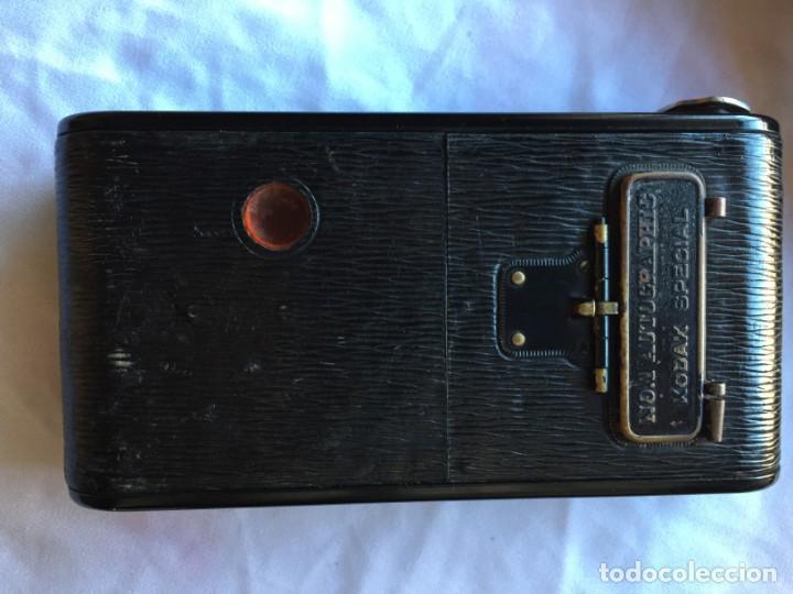 Cámara de fotos: NO. 1 AUTOGRAPHIC Kodak Special - Foto 5 - 194188870