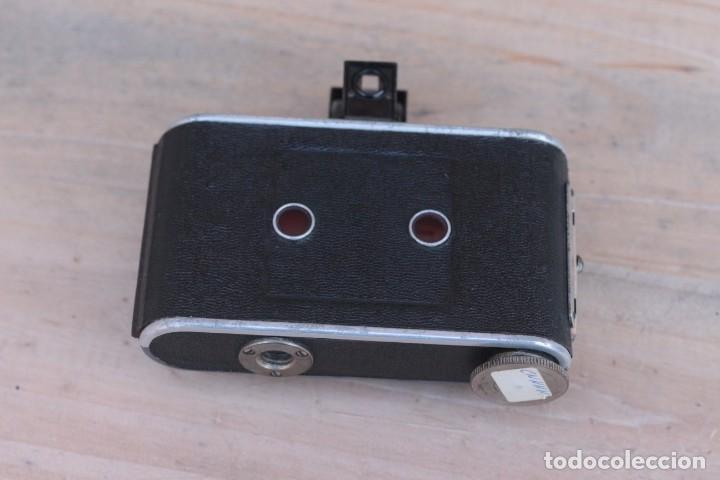 Cámara de fotos: STEINHEIL.Kleinfilm Kamera.Rarísima.1928 - Foto 6 - 194219600
