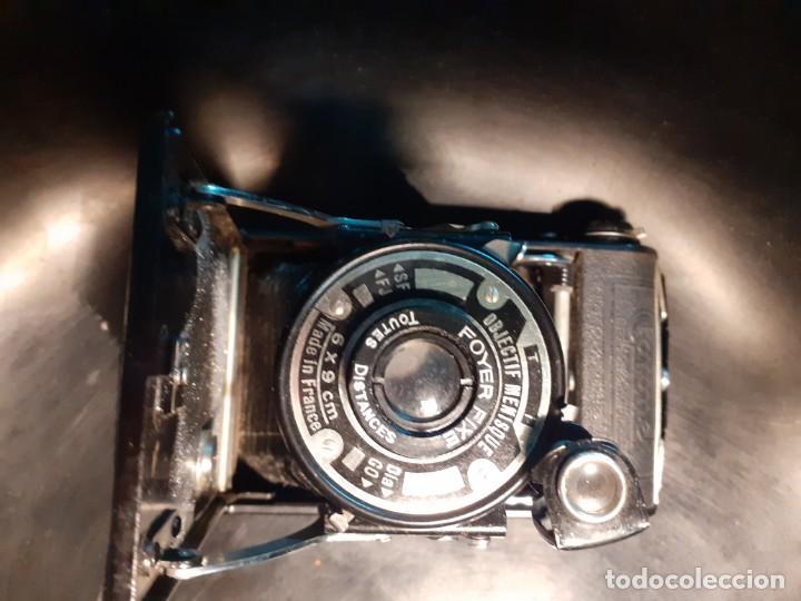 Cámara de fotos: Camara Coronet fuelle con funda - Foto 3 - 194239843