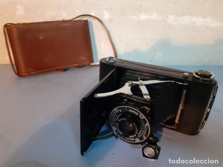 Cámara de fotos: Camara Coronet fuelle con funda - Foto 4 - 194239843