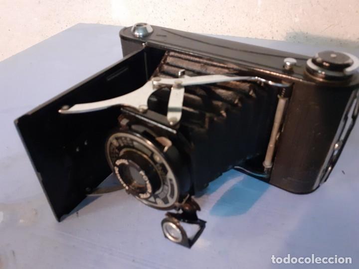 Cámara de fotos: Camara Coronet fuelle con funda - Foto 7 - 194239843
