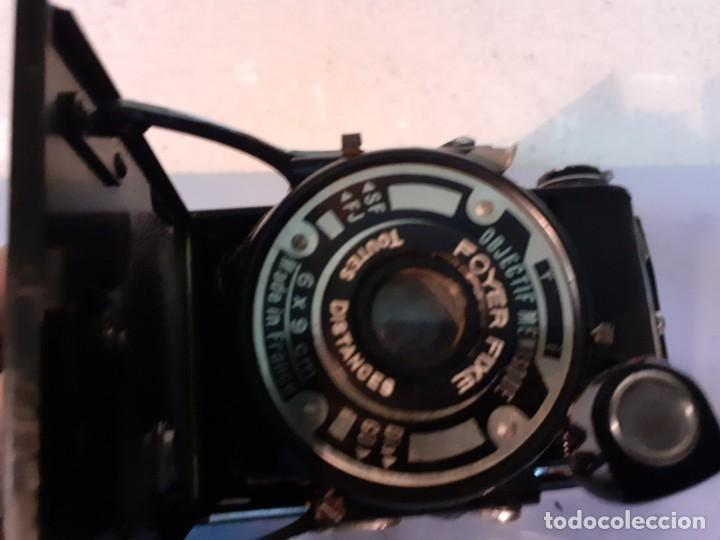 Cámara de fotos: Camara Coronet fuelle con funda - Foto 8 - 194239843
