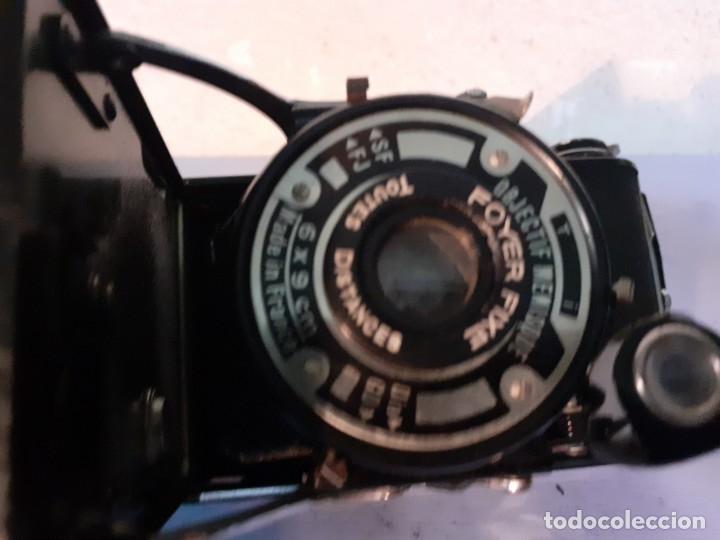 Cámara de fotos: Camara Coronet fuelle con funda - Foto 11 - 194239843