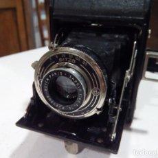 Cámara de fotos: CÁMARA DE FOTOS FUELLE GITZO, FRANCIA. Lote 194502652