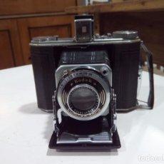 Cámara de fotos: CÁMARA DE FOTOS FUELLE KODAK COMPUR RAPID. Lote 194512012