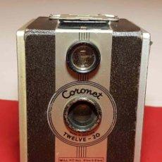 Cámara de fotos: CAMARA CORONET TWELVE-20. Lote 194675276