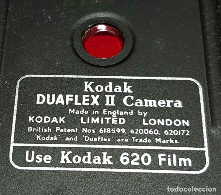 Cámara de fotos: CAMARA KODAK DUAFLEX II, TLR - Foto 7 - 194678285