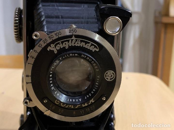 Cámara de fotos: VOIGTLANDER INOS II - Foto 3 - 194748833