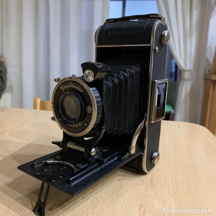 Cámara de fotos: VOIGTLANDER INOS II - Foto 5 - 194748833