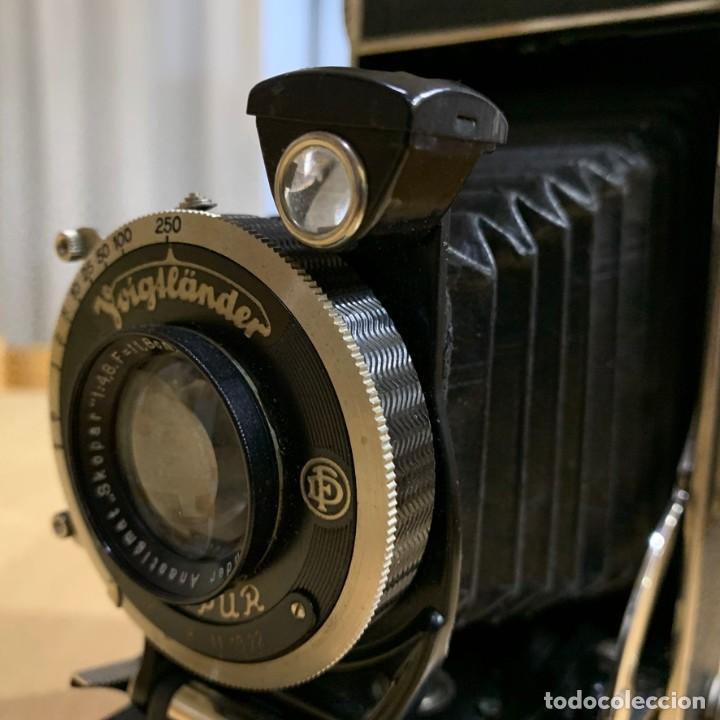 Cámara de fotos: VOIGTLANDER INOS II - Foto 6 - 194748833