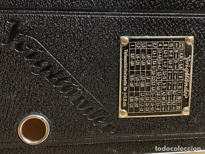 Cámara de fotos: VOIGTLANDER INOS II - Foto 10 - 194748833
