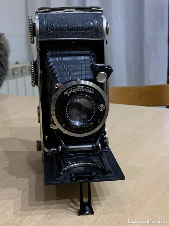 Cámara de fotos: VOIGTLANDER INOS II - Foto 11 - 194748833
