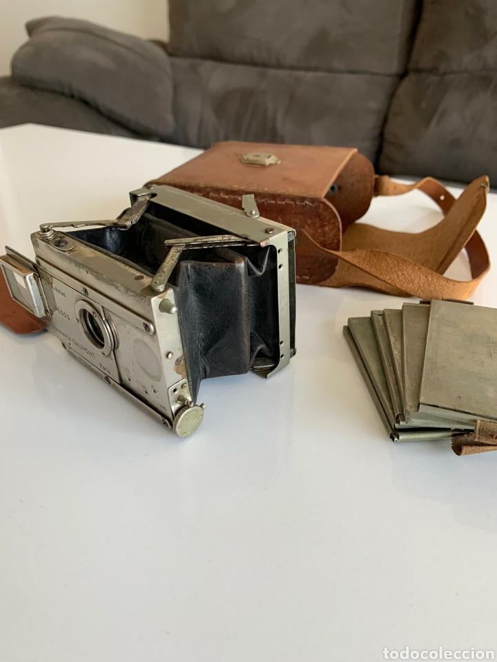 Cámara de fotos: Camara Block notes 4,5x6 Gaumont 1903 - Foto 8 - 194770677