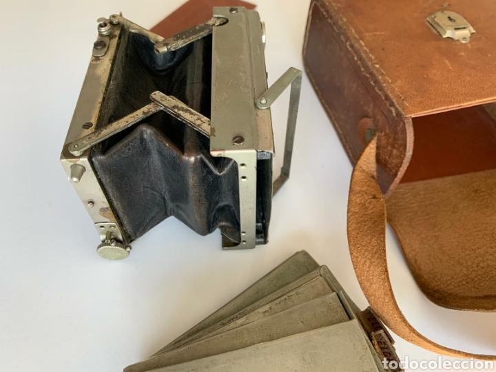 Cámara de fotos: Camara Block notes 4,5x6 Gaumont 1903 - Foto 10 - 194770677