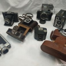 Cámara de fotos: GRAN LOTE CÁMARAS FOTOGRÁFICAS. Lote 195118216