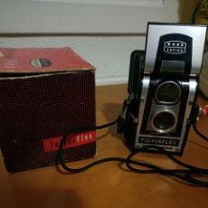 Cámara de fotos: CÁMARA MEDIO FORMATO FULVUEFLEX. Lote 195238258