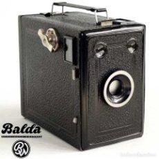 Cámara de fotos: CÁMARA BALDA POKA I BOX. ALEMANIA 1929. FUNCIONA. Lote 195503938