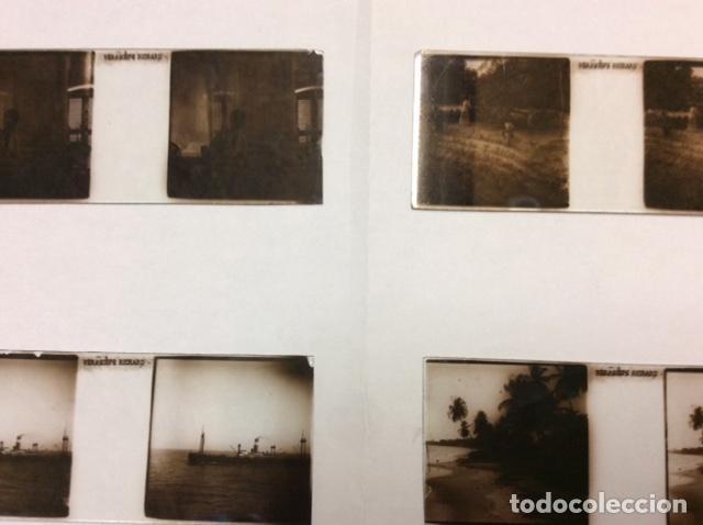 Cámara de fotos: LE TAXIPHOTO. VISOR ESTEREOSCOPICO AUTOMATICO COMPLETO. FRANCIA 1900. - Foto 13 - 197347955