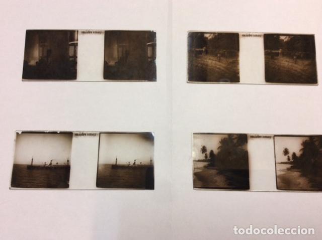 Cámara de fotos: LE TAXIPHOTO. VISOR ESTEREOSCOPICO AUTOMATICO COMPLETO. FRANCIA 1900. - Foto 14 - 197347955