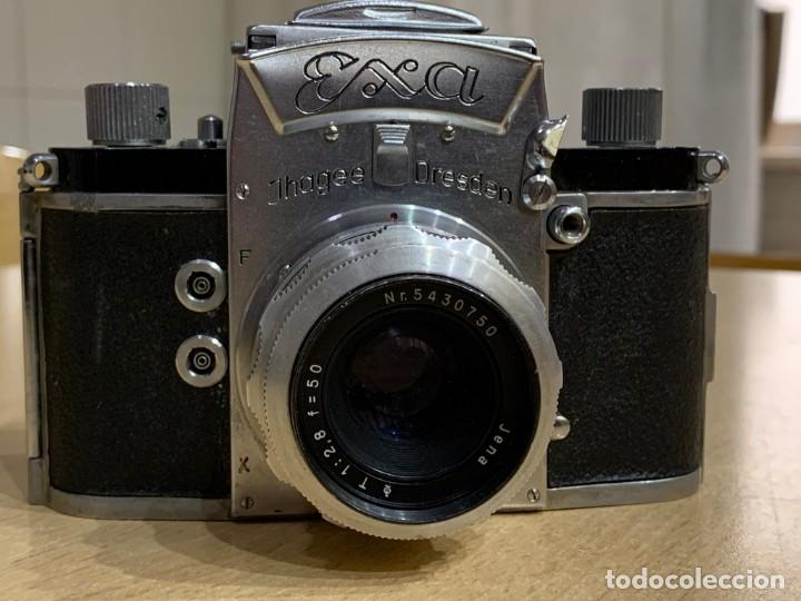 EXA (Cámaras Fotográficas - Antiguas (hasta 1950))