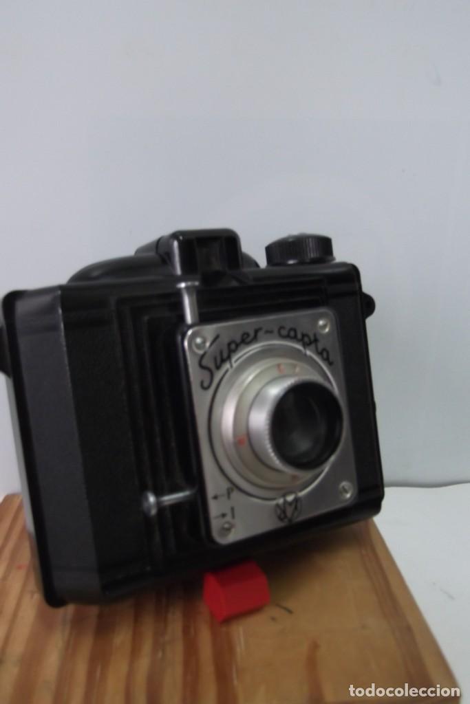 Cámara de fotos: # CAMARA FOTOS, Super - Capta # 1ª Mitad S. XX # - Foto 2 - 198183356