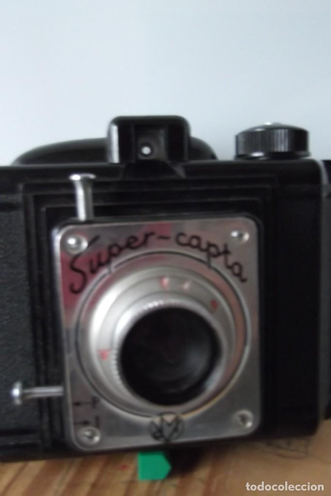 Cámara de fotos: # CAMARA FOTOS, Super - Capta # 1ª Mitad S. XX # - Foto 8 - 198183356