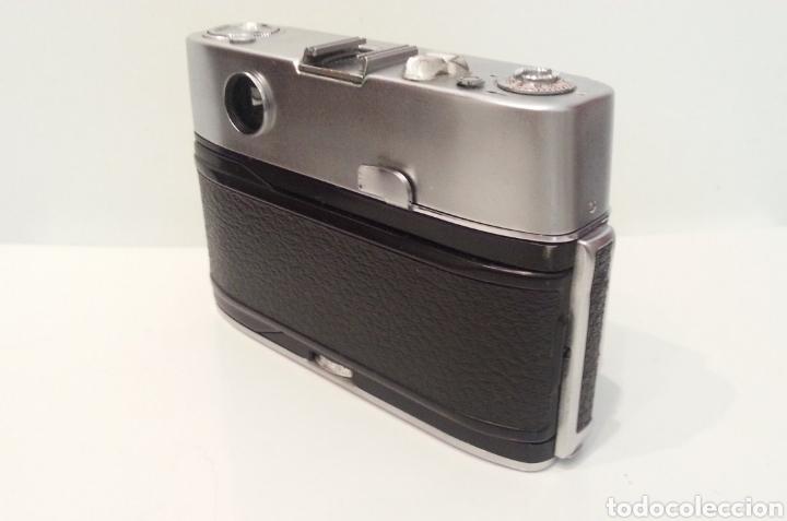 Cámara de fotos: ANTIGUA AGFA OPTIMA IIIS III S DE 1960. CON FUNDA ORIGINAL - Foto 6 - 198374158