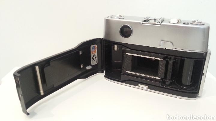 Cámara de fotos: ANTIGUA AGFA OPTIMA IIIS III S DE 1960. CON FUNDA ORIGINAL - Foto 10 - 198374158