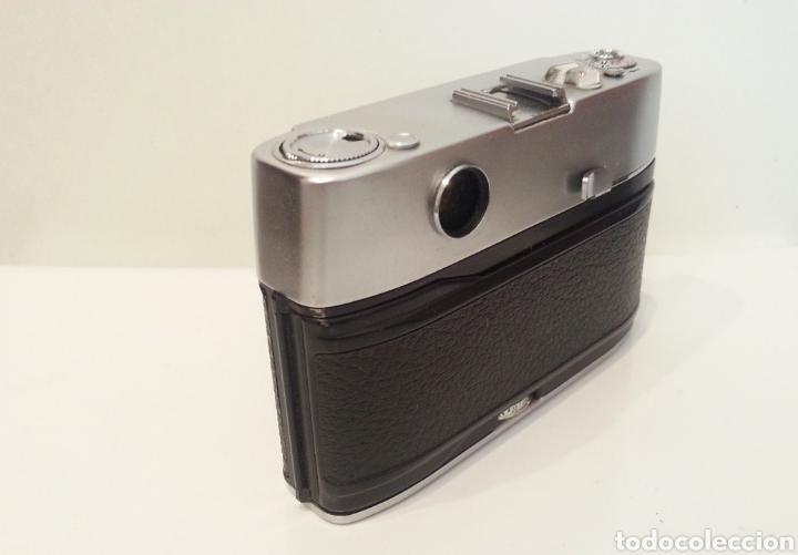 Cámara de fotos: ANTIGUA AGFA OPTIMA IIIS III S DE 1960. CON FUNDA ORIGINAL - Foto 18 - 198374158