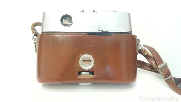 Cámara de fotos: ANTIGUA AGFA OPTIMA IIIS III S DE 1960. CON FUNDA ORIGINAL - Foto 19 - 198374158