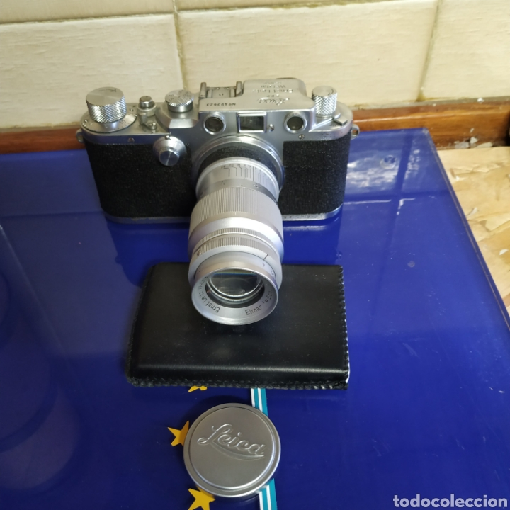 Cámara de fotos: Leitz Leica III C - Foto 9 - 154111665