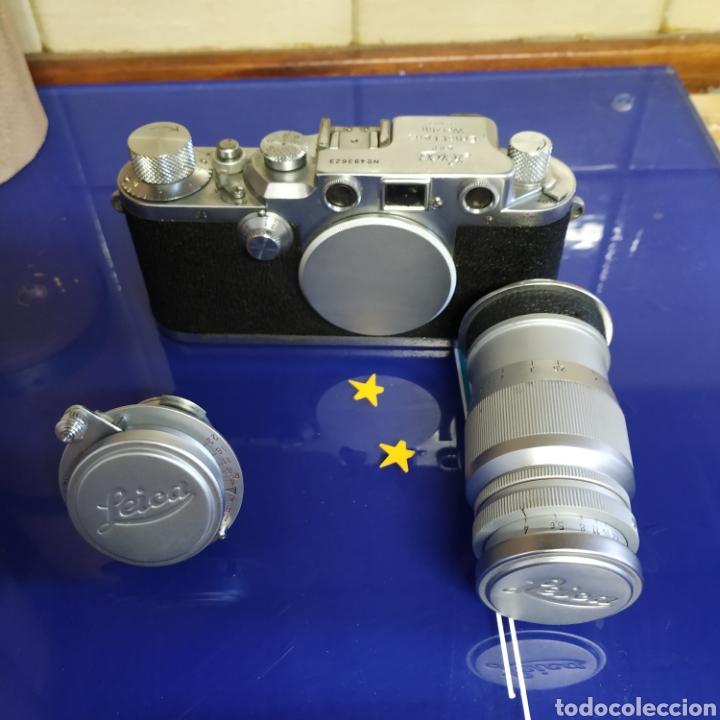 Cámara de fotos: Leitz Leica III C - Foto 13 - 154111665