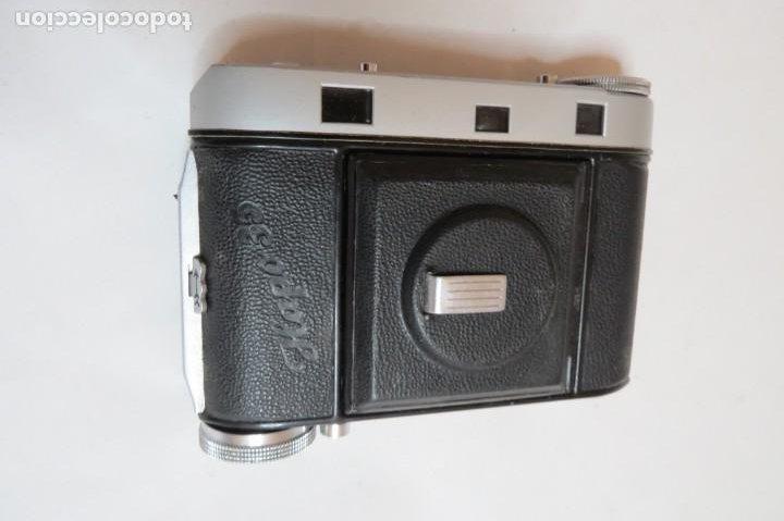 Cámara de fotos: Hapo 35 Balda telemétrica de 1952 - Foto 2 - 199323468